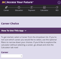 JA Access Your Future