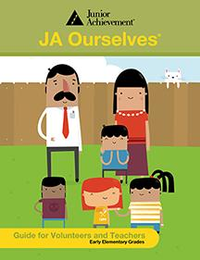 JA Ourselves curriculum cover